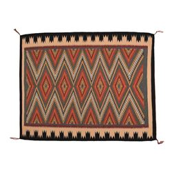 "Navajo Rug, 5'3"" x 4'3"""