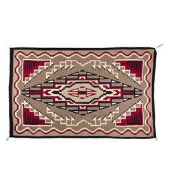 "Navajo Rug, 7'4"" x 4'7"""