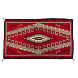 "Navajo Rug, 10'1"" x 5'10"""