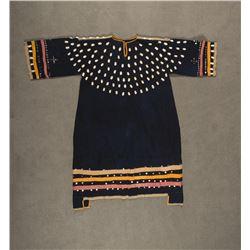 "Crow Woman's Dress, 52"" long"