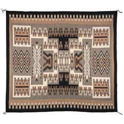 "Navajo Rug, 120"" x 144"""