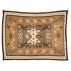 "Navajo Rug, 8'1"" x 6'"