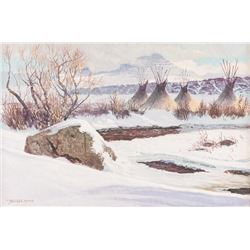 Terry Bateman, oil on canvas
