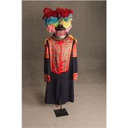 Osage Wedding Frock with Top Hat