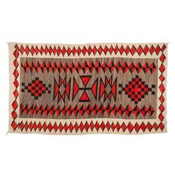 "Navajo Rug, 9'5"" x 6'4"""