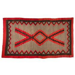 "Navajo Rug, 9'1"" x 5'4"""