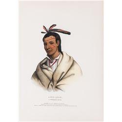Thomas L. McKenney (1785-1859) & James Hall (1793-1868)