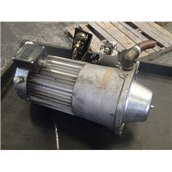 Hawe Hydraulic Power Pack, P/N: HK 43/1 M-ZZ 2.7/9.8