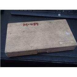 """Mitutoyo 1-2"""" Digital Micrometer, .00005"""" Resolution, P/N: 293-722-30"""