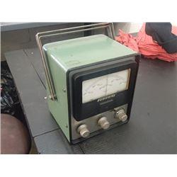 Federal Gage Amplifier, M/N: 700B-5