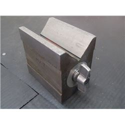 """Magnetic V-Block, Overall: 4"""" x 2.5"""" x 3.5"""""""