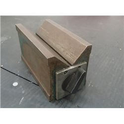 """Magnetic V-Block, Overall: 4.75"""" x 2.5"""" x 2.75"""""""
