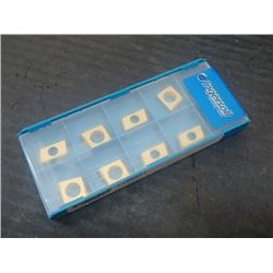 New Ingersoll Carbide Inserts, P/N: CDE322R004