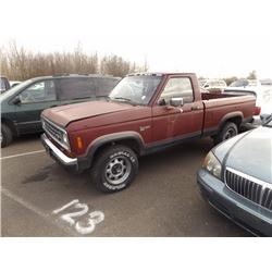 1988 Ford Ranger
