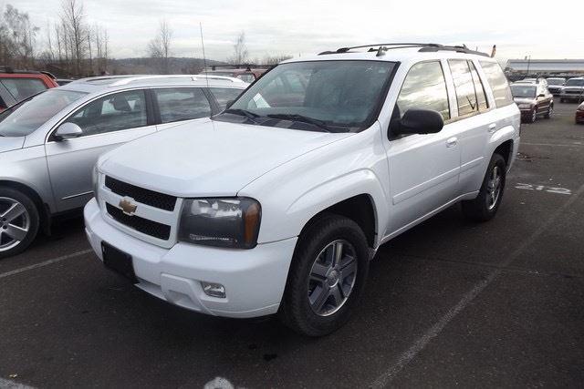 2008 Chevrolet Trailblazer Speeds Auto Auctions