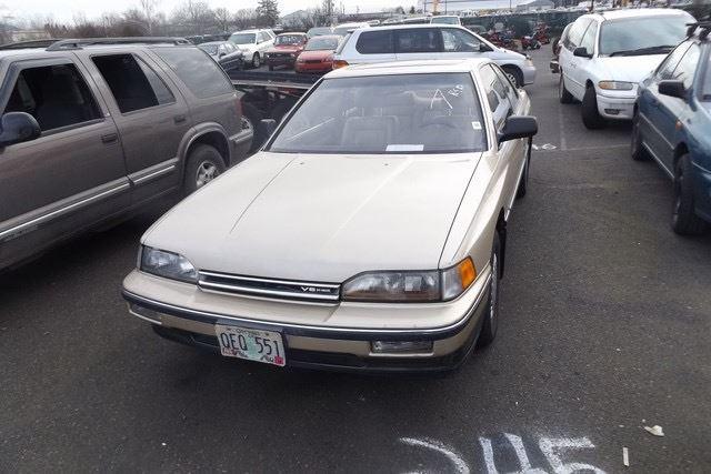 1987 Acura Legend - Speeds Auto Auctions