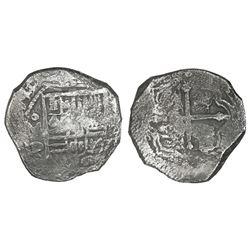 Mexico City, Mexico, cob 8 reales, (1)640/39P.