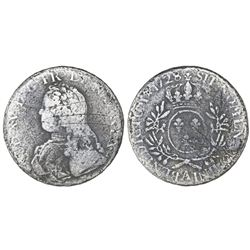 France (Paris mint), ecu, Louis XV, 1728-A.
