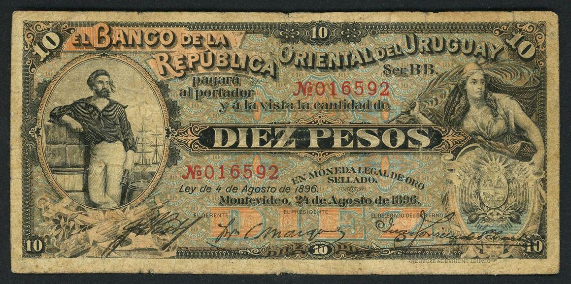 banco de remo uruguay