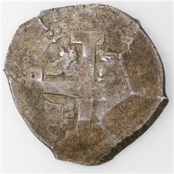 Lima, Peru, cob 8 reales, 1723M.