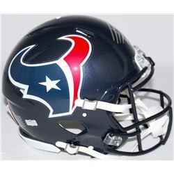 J. J. Watt Signed Texans Full-Size Authentic Pro-Line Helmet (Radtke COA)