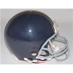 Brett Favre Signed New York Titans Full-Size Authentic Pro-Line Helmet (Favre COA)