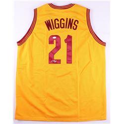 Andrew Wiggins Signed Cavaliers Jersey (JSA COA)