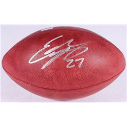 "Eddie Lacy Signed ""The Duke"" NFL Official Game Ball (Radtke COA)"