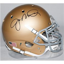 Joe Montana Signed Notre Dame Fighting Irish Full-Size Helmet (Montana Hologram)