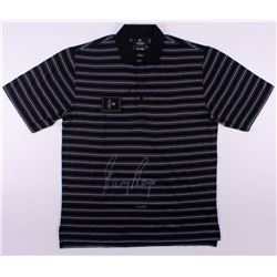 "Gary Player Signed LE ""Gary Player Collection"" Golf Polo (UDA COA)"