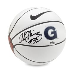 Alonzo Mourning Signed Nike Georgetown Basketball LE 33 (UDA COA)