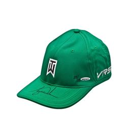 Tiger Woods Signed Nike Green Victory Hat LE of 25 (UDA COA)