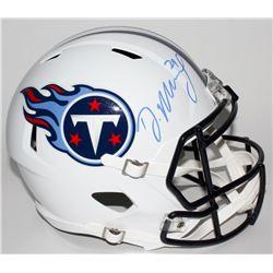 Marcus Mariota Signed Titans Full-Size Helmet (Murray Hologram)