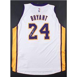 Kobe Bryant Signed Lakers Authentic Adidas Swingman Jersey (Panini COA)