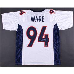 Demarcus Ware Signed Broncos Jersey (Radtke COA)