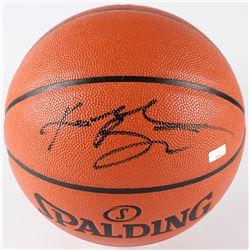 Kobe Bryant Signed NBA Basketball (Panini COA)