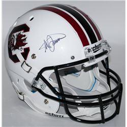 Steve Spurrier Signed South Carolina Gamecocks Full-Size Helmet (Radtke Hologram)