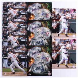 Lot of (9) Rafael Palmeiro Signed 8x10 Photos (Schwartz COA)