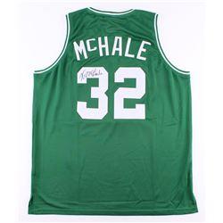 Kevin McHale Signed Celtics Jersey (JSA COA)