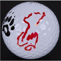 Fuzzy Zoeller Signed Titleist Golf Ball (JSA COA)