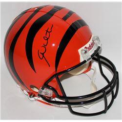 Andy Dalton Signed Bengals Full-Size Authentic Pro-Line Helmet (Dalton Hologram)