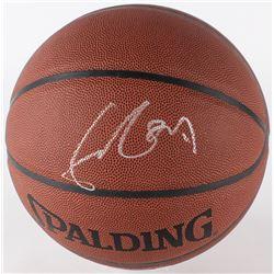Yao Ming Signed Basketball (JSA COA)