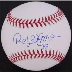 Roberto Alomar Signed OML Baseball (JSA COA)