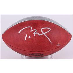 "Tom Brady Signed LE Super Bowl 51 ""The Duke"" NFL Official Game Ball (Steiner COA  TriStar Hologram)"