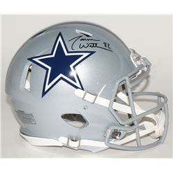 Jason Witten Signed Cowboys Full-Size Authentic Speed Helmet (Witten Hologram)