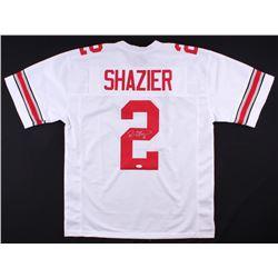 Ryan Shazier Signed Ohio State Jersey (JSA COA)
