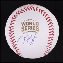Kris Bryant Signed 2016 World Series Baseball (MLB Hologram  Fantastic Hologram)