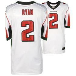"Matt Ryan Signed Falcons Nike Jersey Inscribed ""Matty Ice"" (Fanatics Hologram)"