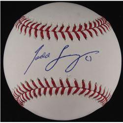 Todd Frazier Signed OML Baseball (MLB Hologram)