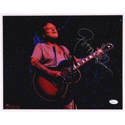 Gregg Allman Signed 11x14 Photo (JSA COA)